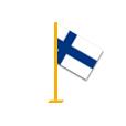 oikoluku suomalainen lippu